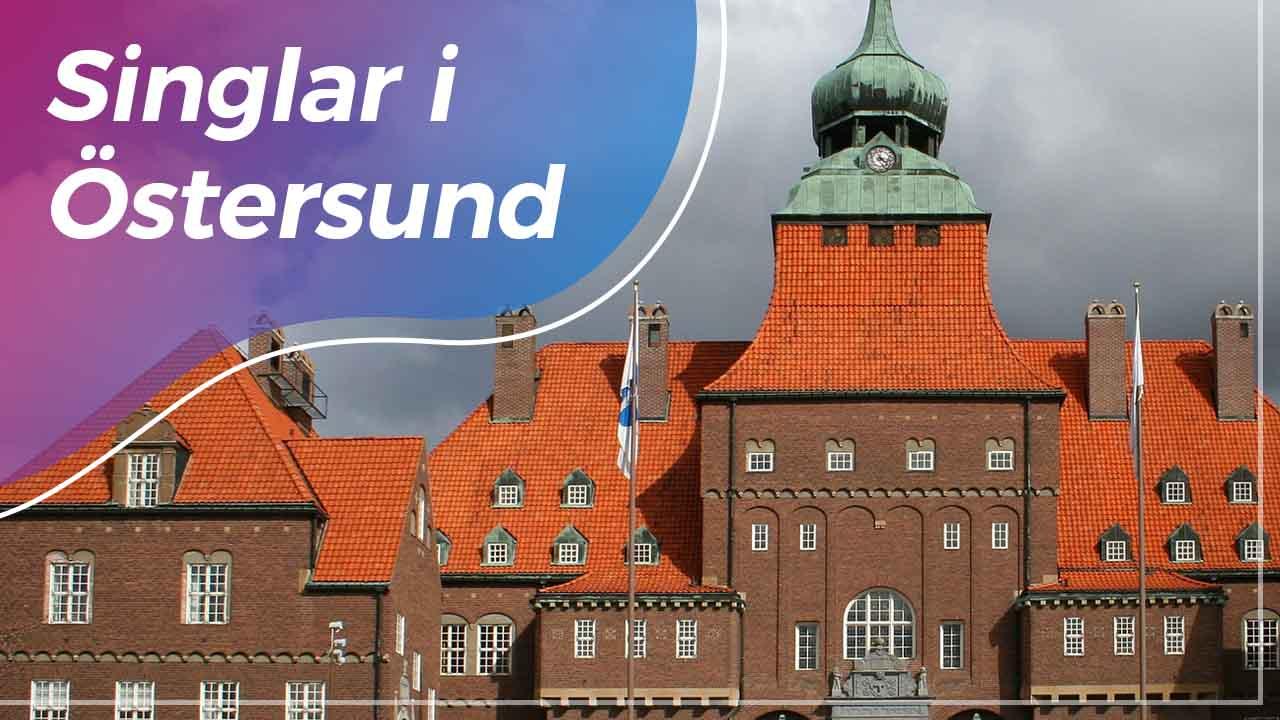 singel i östersund