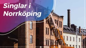 Borås bästa staden för singlar